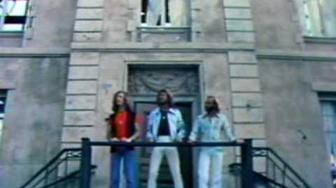 Bee Gees - Stayin' Alive Version 1 (Video)