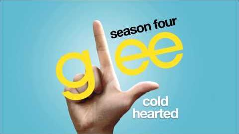 Cold Hearted Glee HD FULL STUDIO