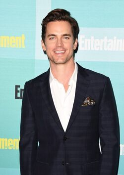 Bomer at the Entertainment Weekly II