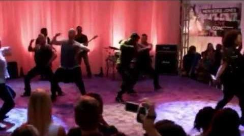 GLEE - Shakin' My Head (Full Performance)