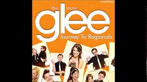 Glee - Don't Stop Believen' Regionals Version (Acapella)