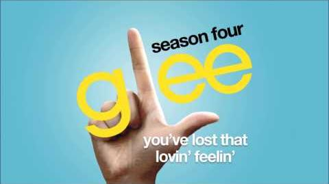 You've Lost That Lovin' Feelin' Glee HD FULL STUDIO