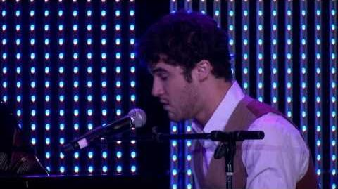 Darren Criss performing Do Ya Think I'm Sexy at the 2011 ASCAP Pop Awards