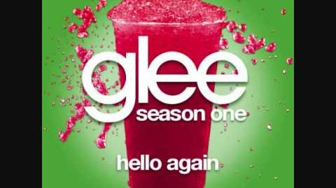 Hello Again (Glee Cast Version)