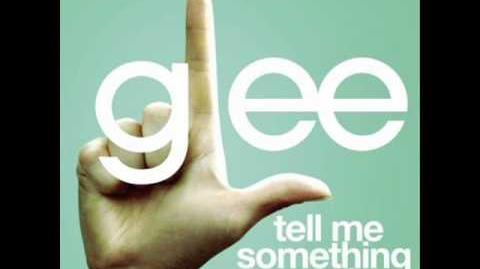 Glee - Tell Me Something Good (Acapella)