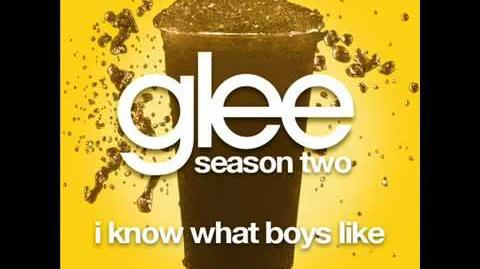 Glee Cast I Know What Boys Like - Glee Cast I Know What Boys Like