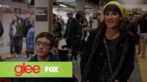 "Full Performance of ""Don't Sleep In The Subway"" from ""New New York"" GLEE"