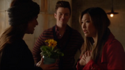 Rachel Kurt Tina ON