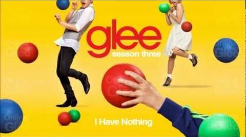 I Have Nothing - Glee HD Full Studio