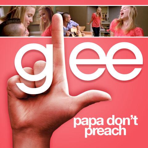 File:Papa Don't Preach - One.jpg