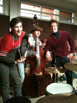 Glee band