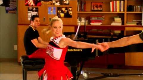 "Full Performance of ""Signed Sealed Delivered"" from ""Wonder-ful"" GLEE"