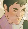 Blaine fanart eli dp
