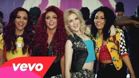 Little Mix - Wings-0