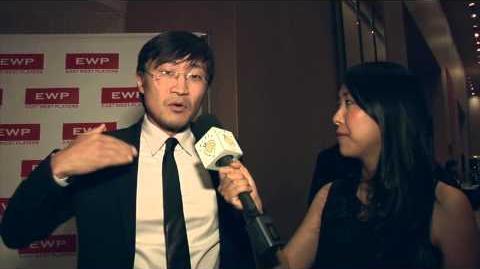 Keong Sim - EWP Visionary Awards 2013
