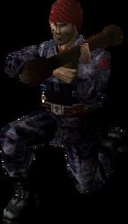 RPG Trooper