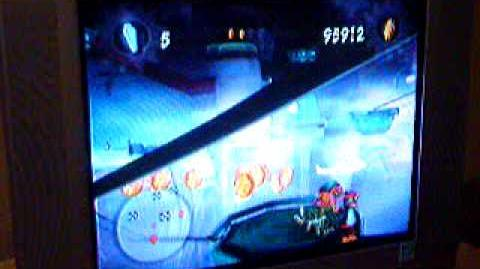 Crash Tag Team Racing Astro Land Findings