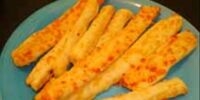 Gluten-Free Cheese Straws