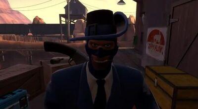 Gay Spy Version 2