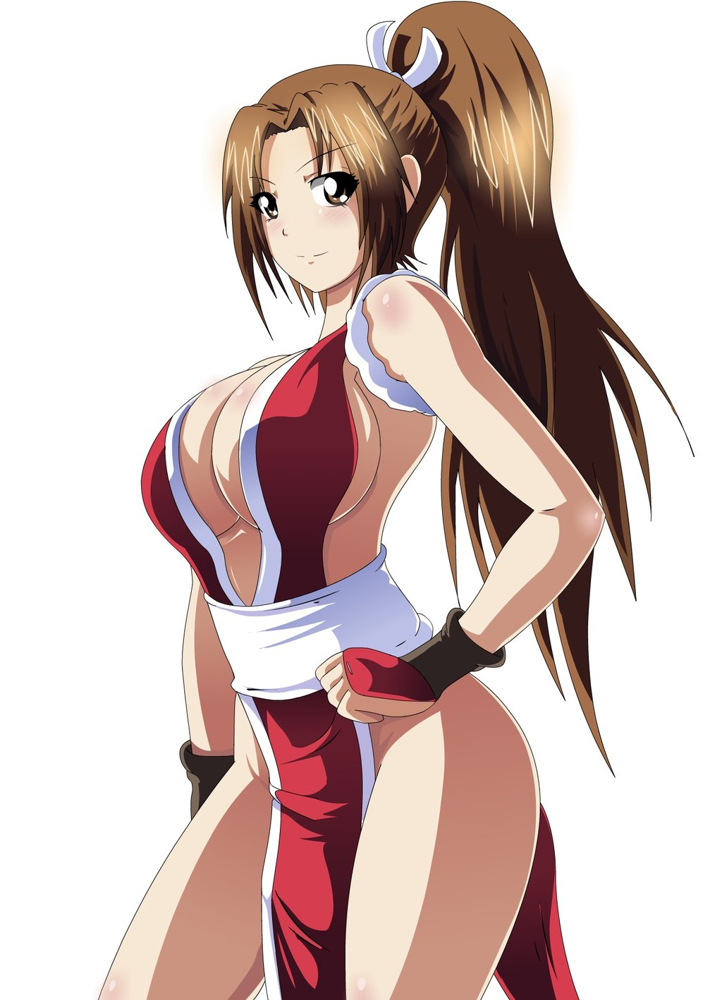 anime Mai shiranui