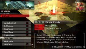 R3 Picnic Fields