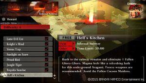 R4 Hell's Kitchen