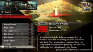 R8 Invasive Swarm