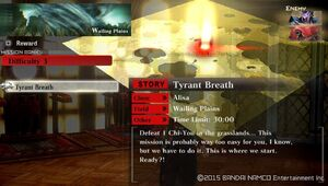 R3 Tyrant Breath