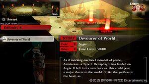 R8 Devourer of Worlds