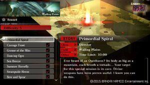 R5 Primordial Spiral