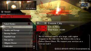 R7 Frozen City