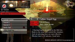 Fallen Angel Egg