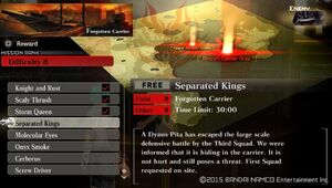 R8 Separated Kings