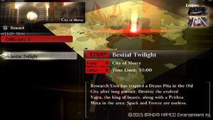 R6 Bestial Twilight