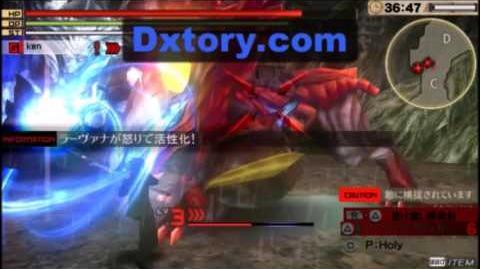 God Eater 2 - God Arc Soldier Version (and Ravana)