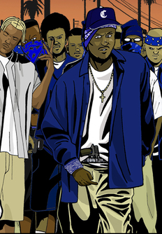 Crips | The Godfather Video Game Wiki | FANDOM powered by ...