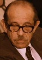 William Bowers headshot