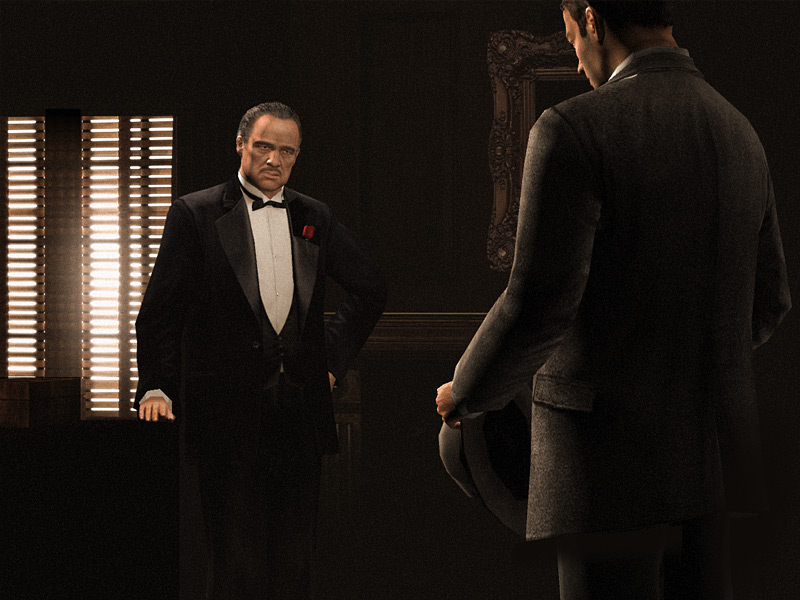 The Godfather: Corleone's Empire   Board Game   BoardGameGeek