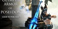 Olympus Armor of Poseidon