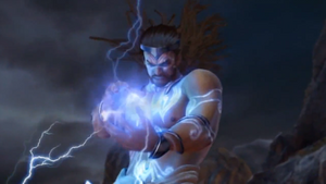 Poseidon's attack