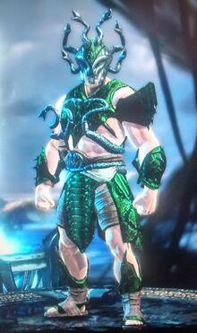 Armor of Medusa-0
