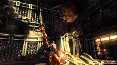 God of War Ascension Martyr's Chamber Puzzle