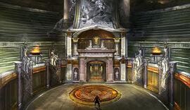 Hercules Arena Hera Sitting ckim