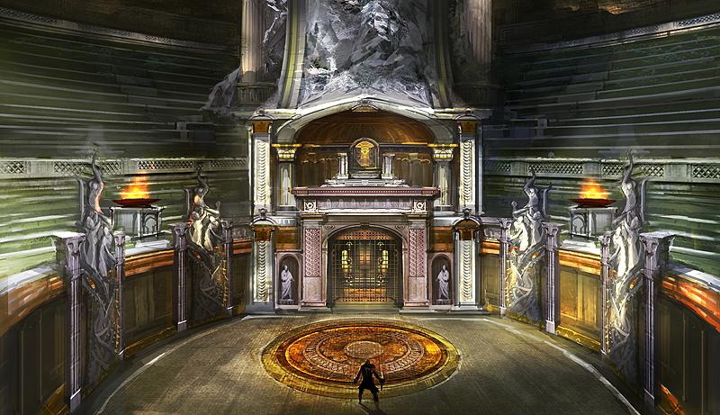 God Of War Ascension Hercules