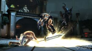 Multiplayer warrior 3