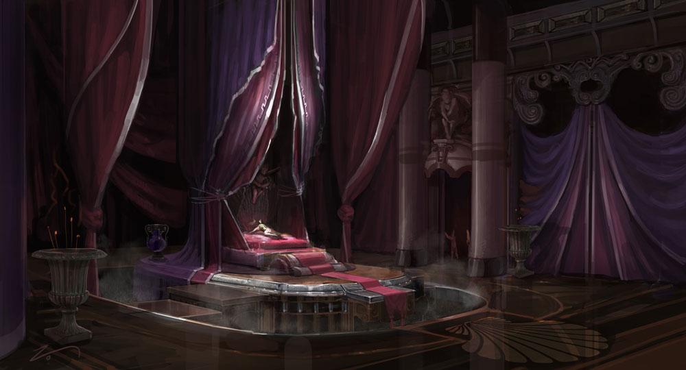 Aphrodite's Chamber | God of War Wiki | FANDOM powered by ...