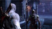Kratos in Sparta