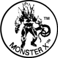Monster Icons - Monster X