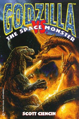 File:Godzilla vs. Space Monster book cover