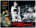 Godzilla vs. Hedorah Lobby Card United States 7